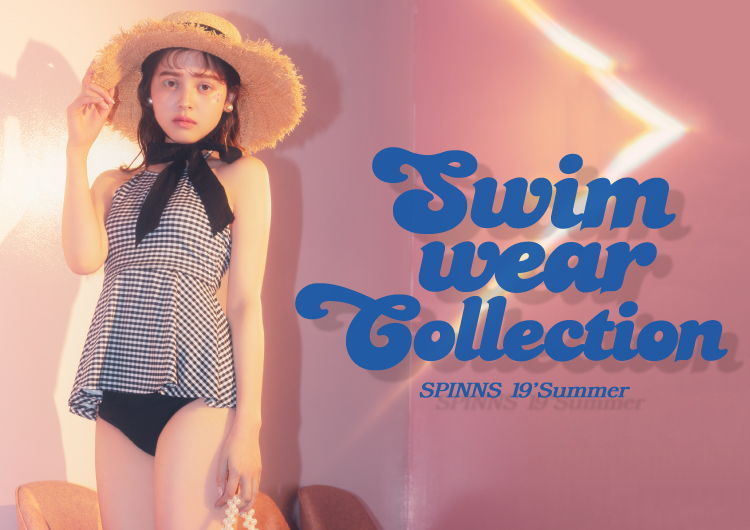 SPINNS SWIMWEAR COLLECTION 2019